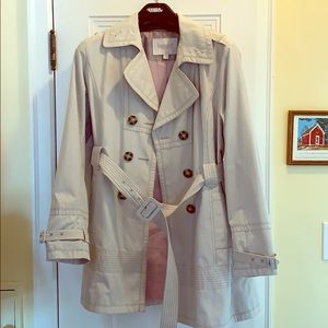 Laundry by Shelli Segal Trench